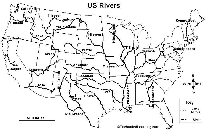 Cartina Fiumi Usa.Yellowstone Il Petrolio Torna A Far Paura Articoli Dea Live Geografia