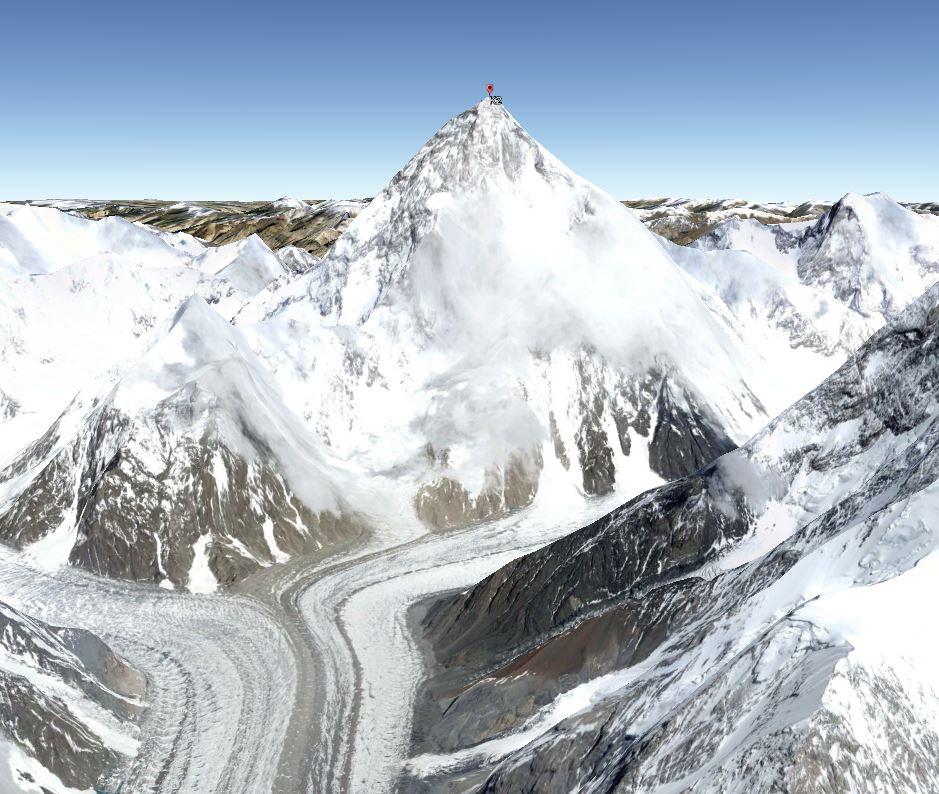 Il K2 Ha Perso Due Metri