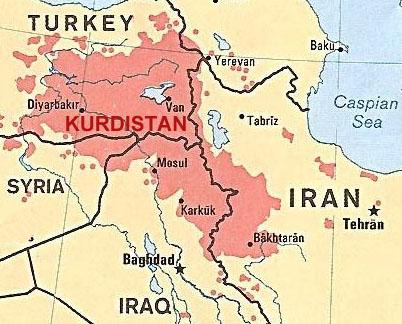 Cartina Kurdistan.La Continua Avanzata Dello Stato Islamico Articoli Dea Live Geografia
