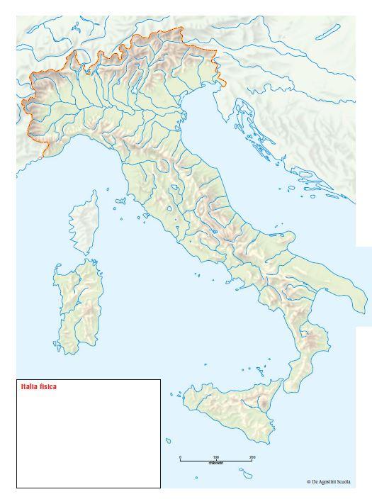 Immagini Cartina Muta Italia.Fare Geo Con Le Carte Mute 10 Proposte Didattiche Per Esplorare