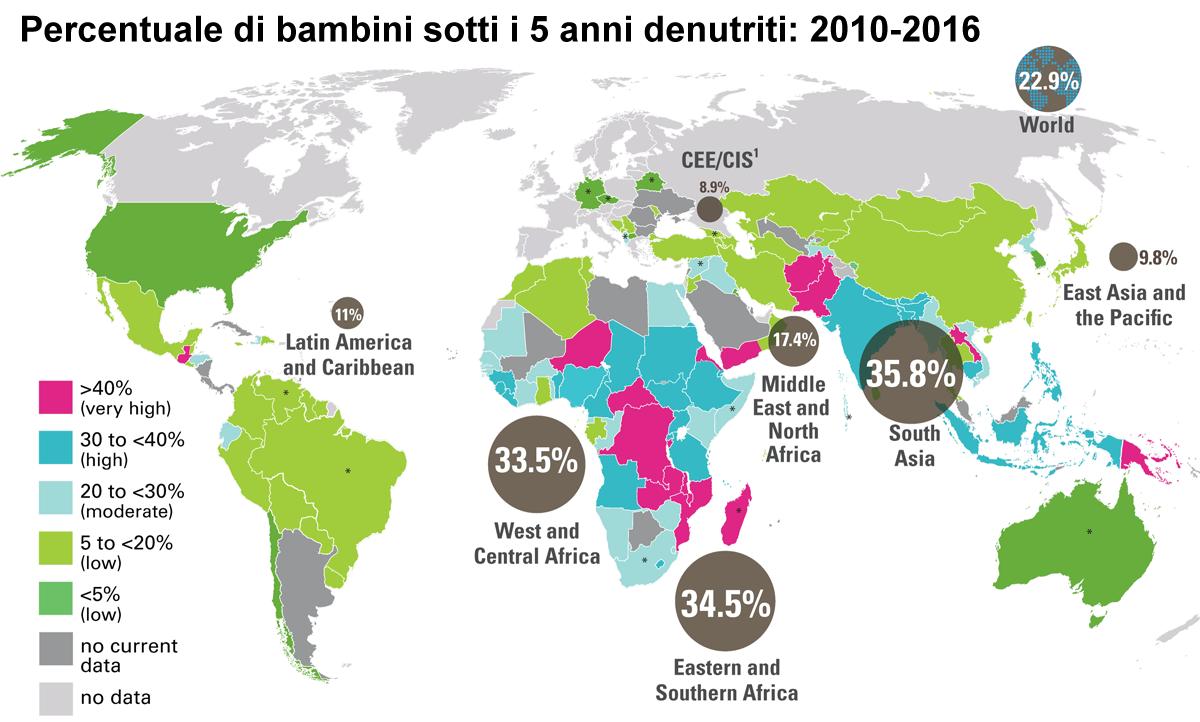 Cartina Fame Nel Mondo.Agenda 2030 Goal 2 Sconfiggere La Fame Articoli Dea Live Geografia