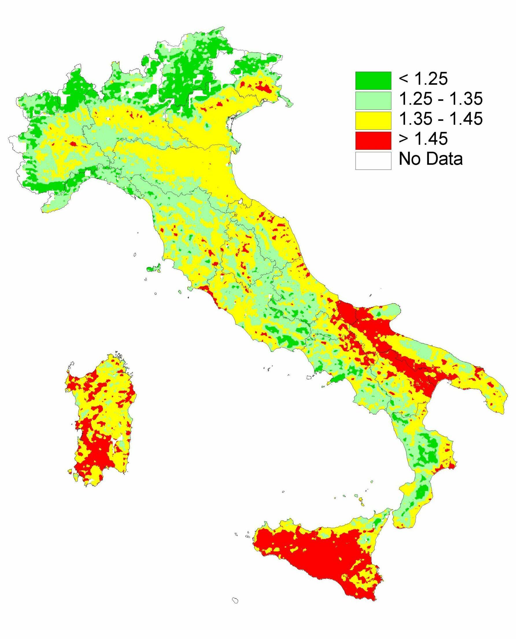 Italia Climatica Cartina.Speciale Ambiente L Acqua E La Vita Sulla Terra Articoli Dea Live Geografia