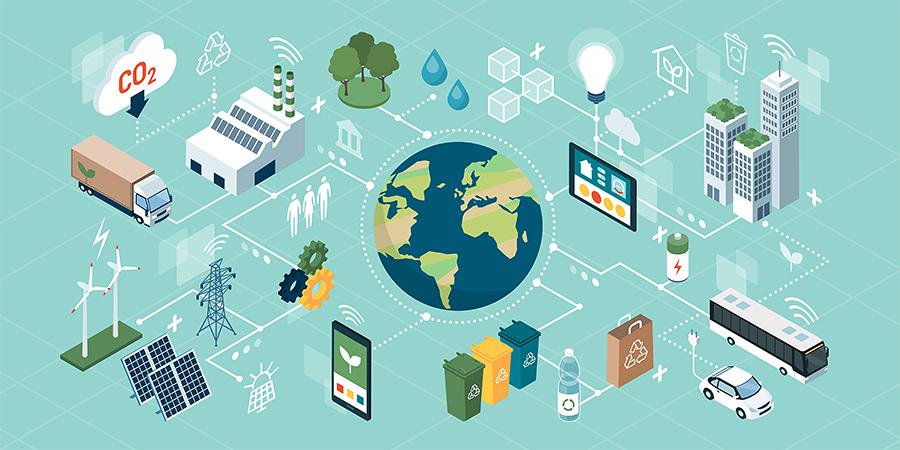Mobilità, rete urbana e Green Deal: una lezione sulla sostenibilità dell'Europa    Articoli    DeA Live Geografia