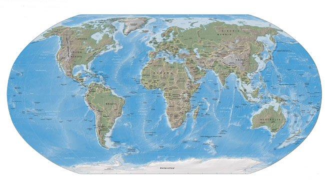 Sappiamo Tutto Sui Continenti Articoli Geografia