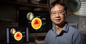 Xiaodong Song - professor of geology