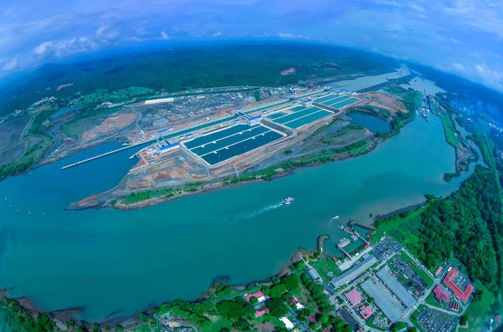 Il Canale di Panama si è rifatto il look  3a40ea11db4e
